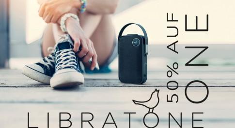 Libratone Bundle Aktion - Rucksack & Tidal Abo gratis