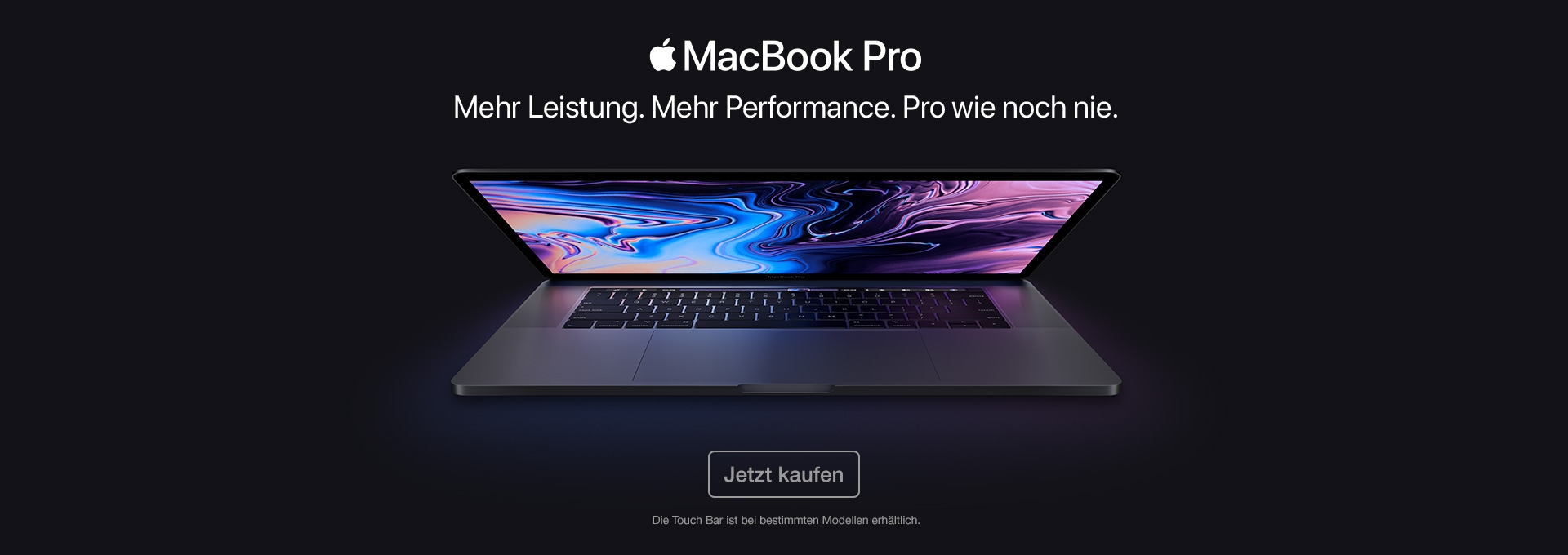 MacBook Pro Mid 2018