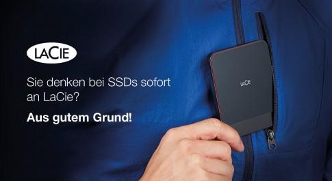 Lacie SSD