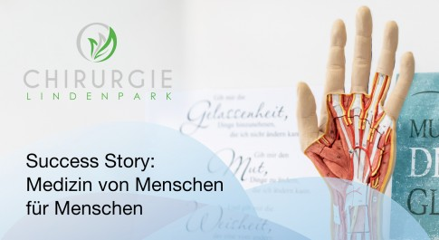 Business: Success Story Chirurgie Lindenpark