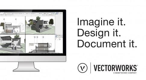 Microsite: Vectorworks