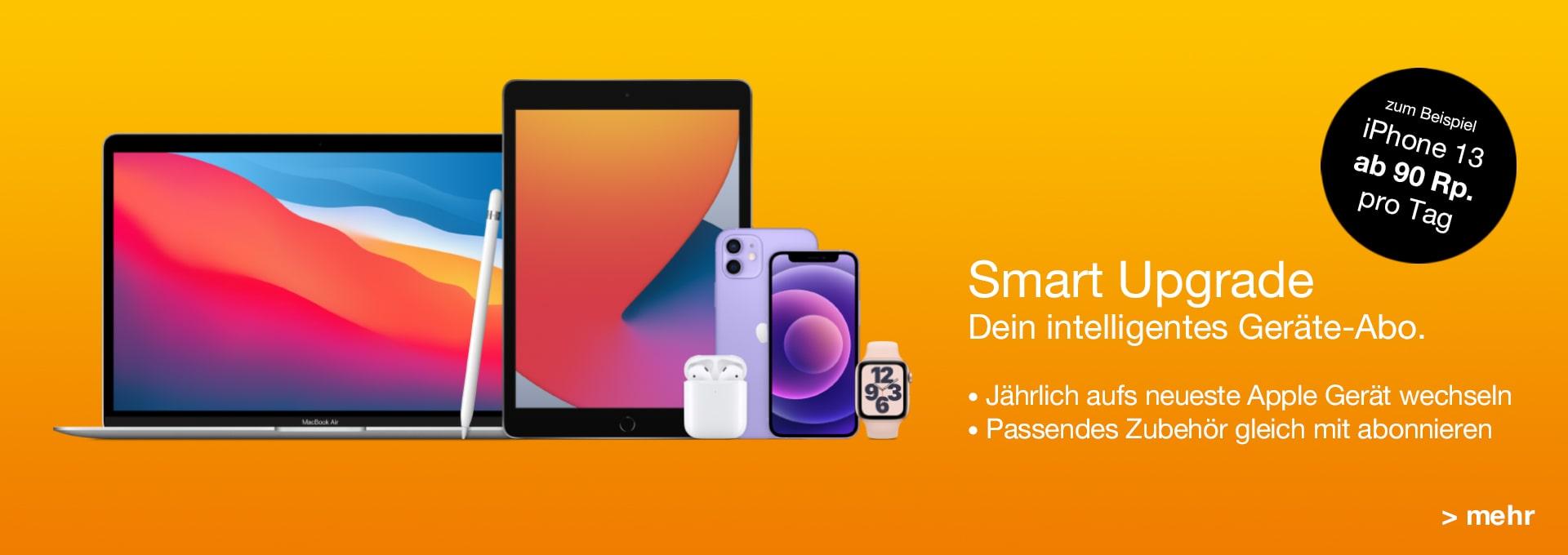 Smart Upgrade (vormals Mieten statt Kaufen)
