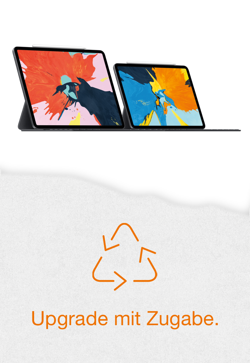 UPDATE 13.9.: Trade-In Bonus iPad, ?iPhone?, Herbst 19