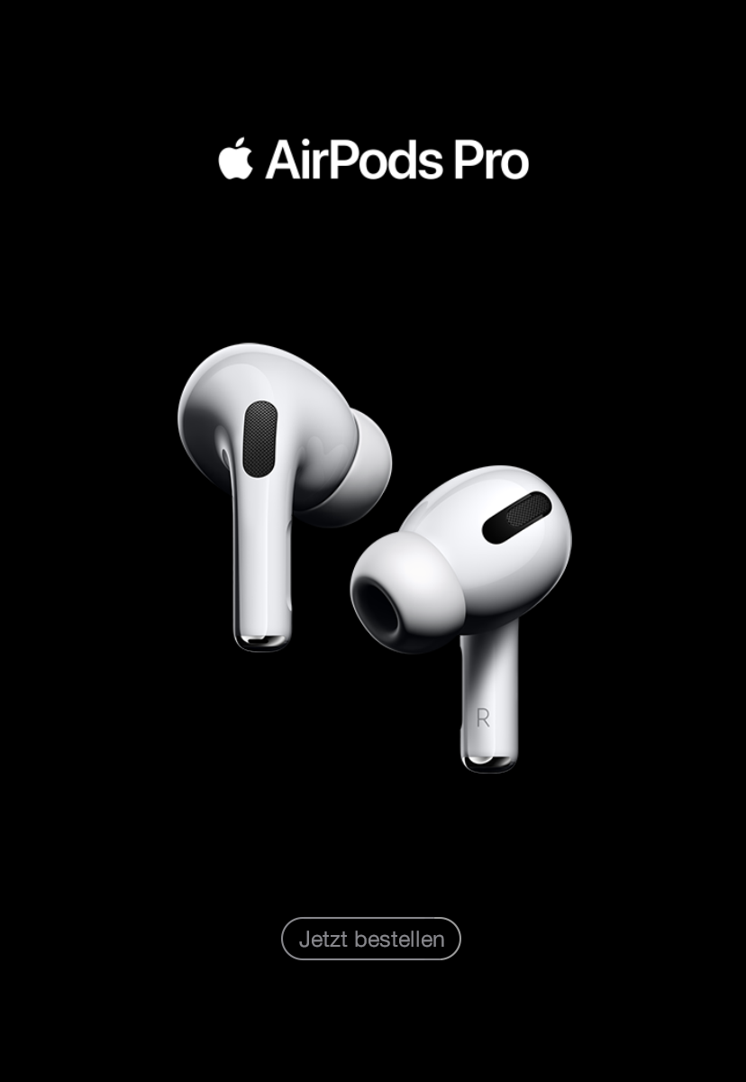 Retail: Apple AirPods Pro