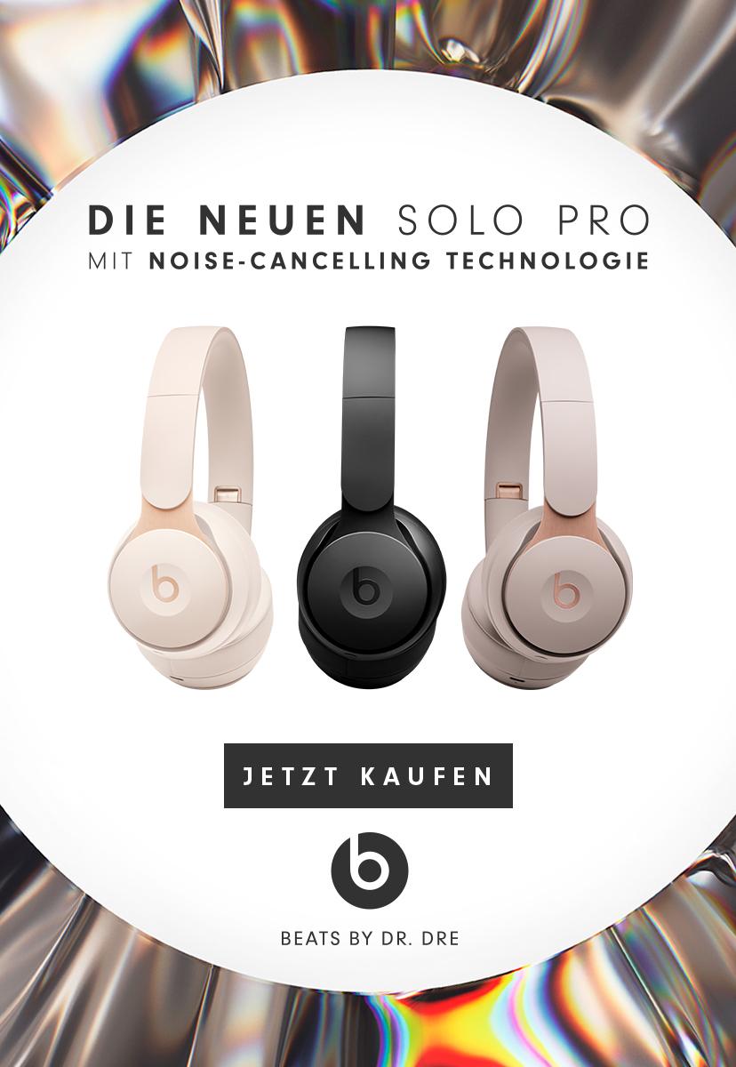 Retail: Beats Solo Pro