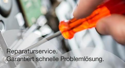 Service: Reparatur