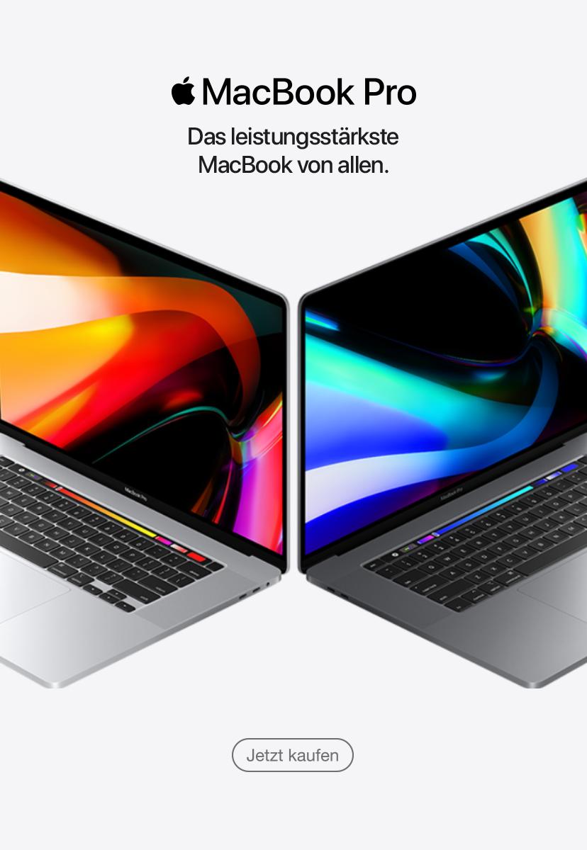 Retail: MacBook Pro 16