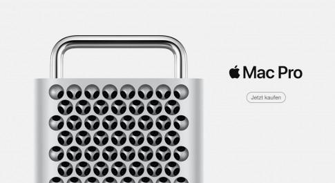 Retail: Mac Pro