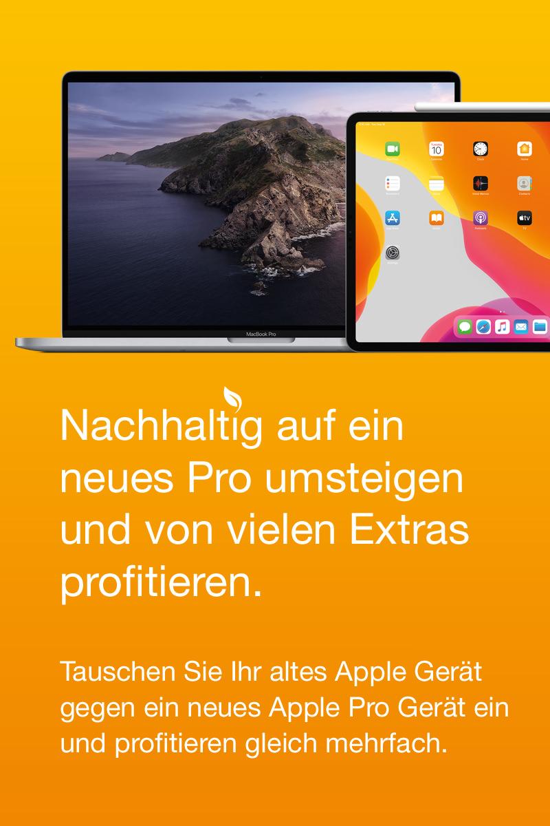 Apple Frühlingskampagne