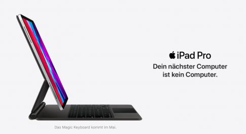 Neues iPad Pro