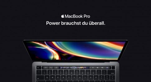 Neues MacBook Pro 13