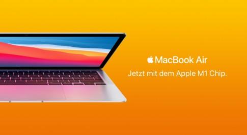 MacBook Air mit Apple M1 Chip
