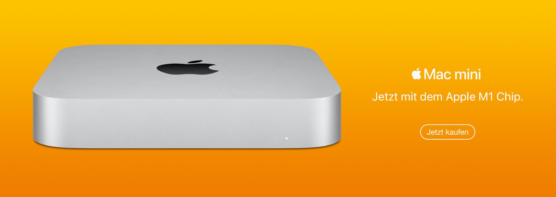 Mac mini mit Apple M1 Chip