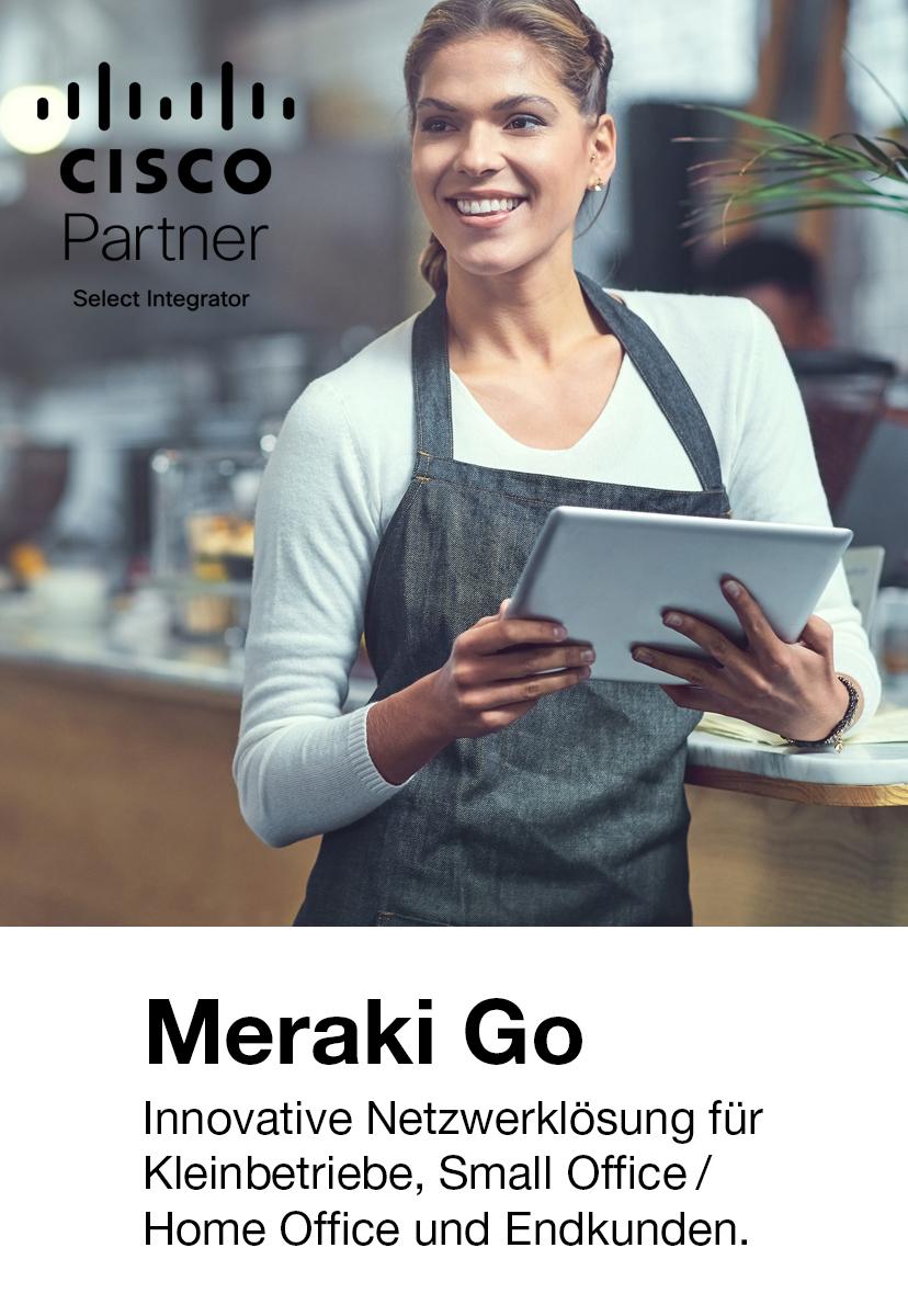 Meraki Go