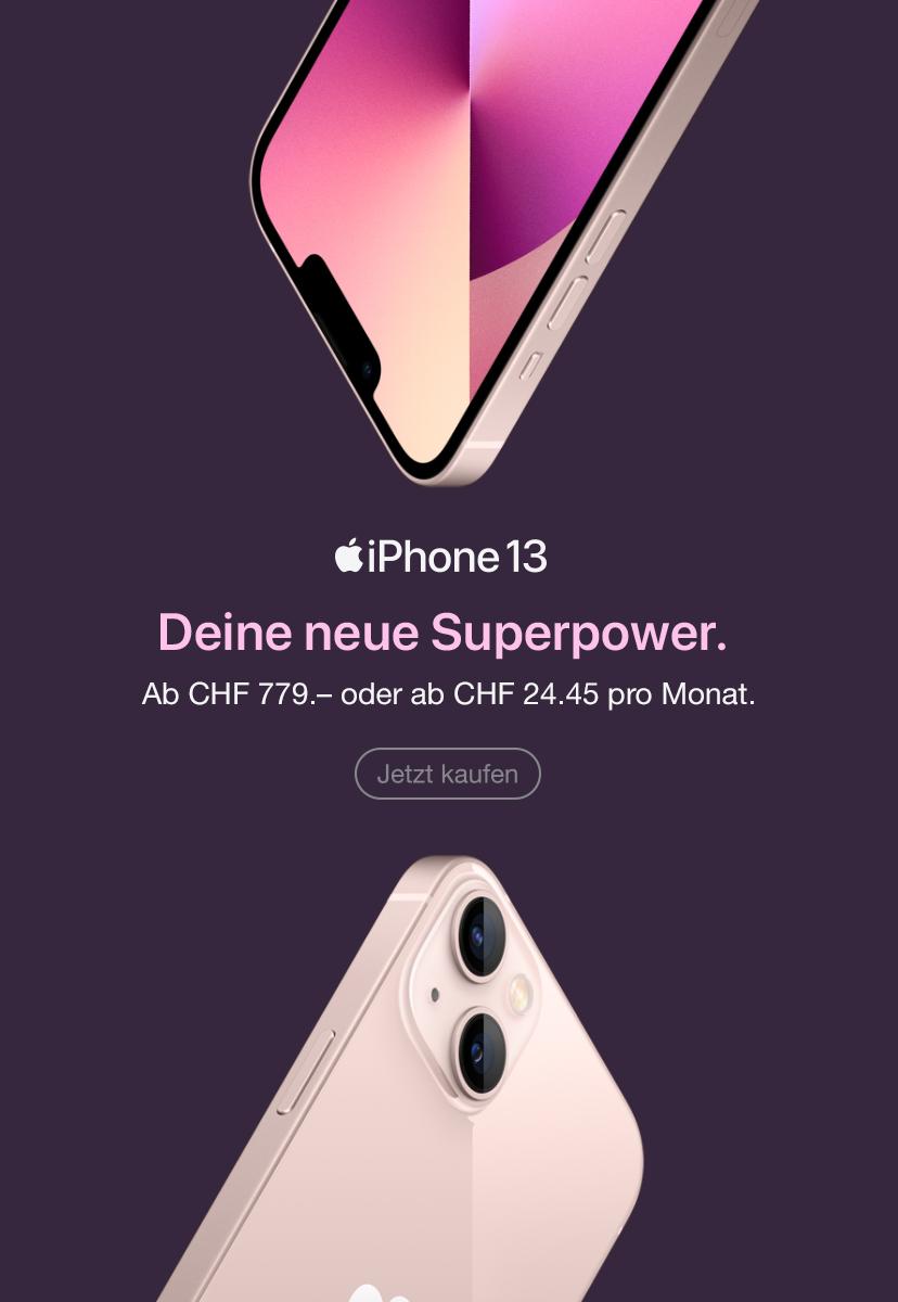 iPhone 13 / iPhone 13 mini