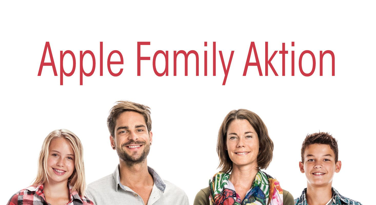 Apple Family Pack
