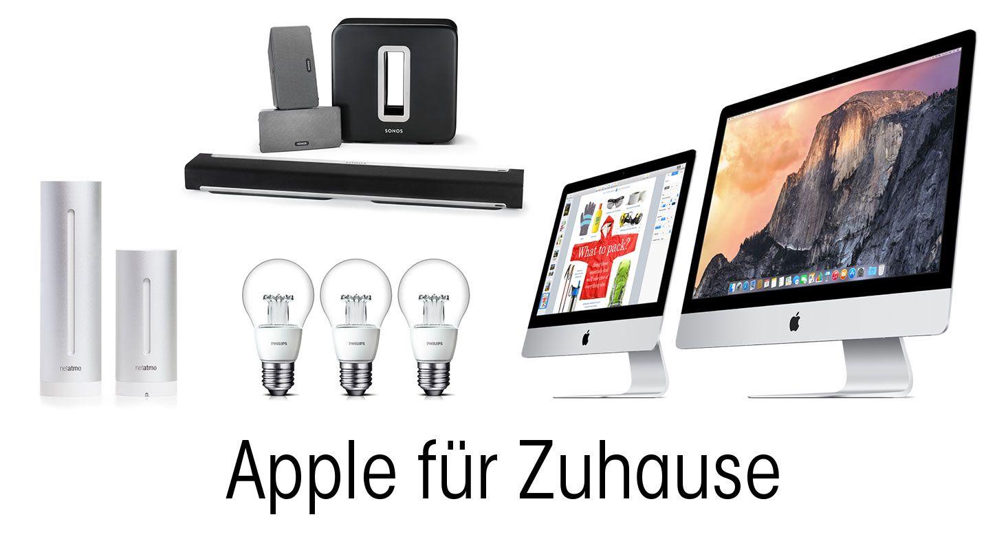 UPDATE: Mac mit Home Zubehör und CHF 100 geschenkt
