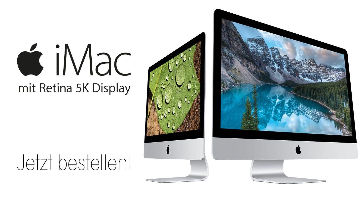 iMac ab Okt. 2015