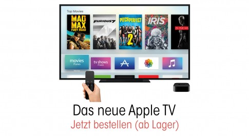 Das neue Apple TV