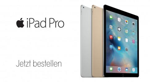 Das neue iPad Pro