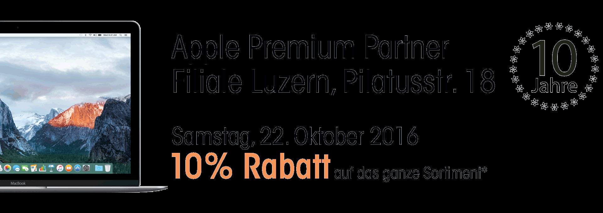 Jubiläum 10 Jahre APR Luzern