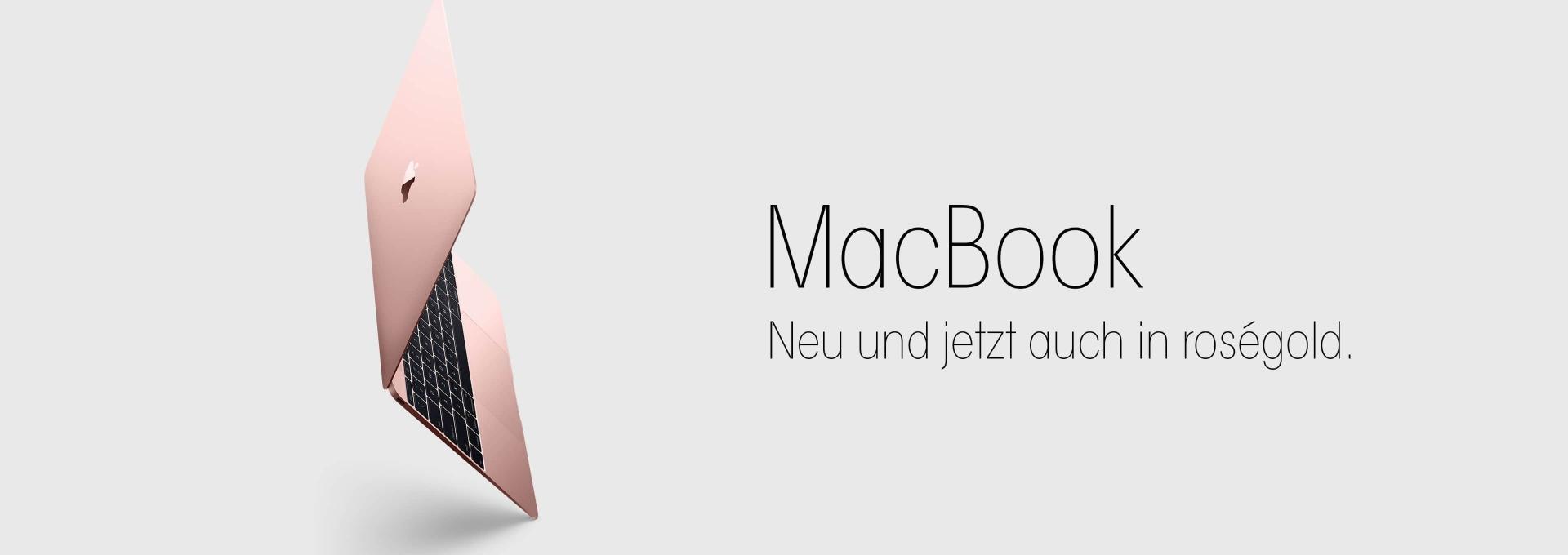 """Das neue MacBook 12"""""""