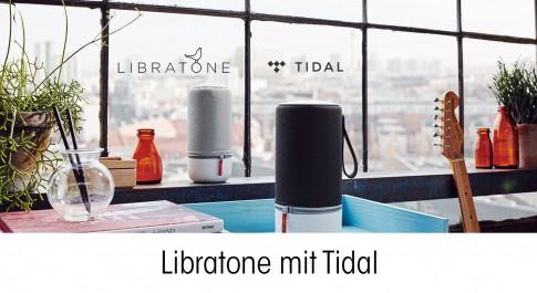 Entdecke Tidal mit Libratone