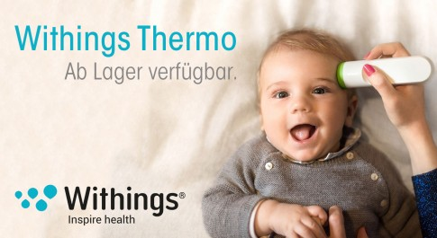 Withings Thermo Einführungs-Aktion