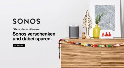 Sonos Weihnachtsaktion