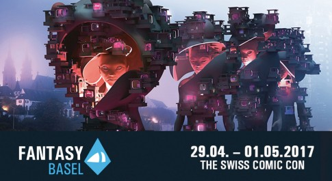 Fantasy Basel 29. April - 1. Mai 2017