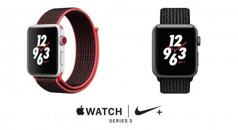 Apple Watch S3 Nike+