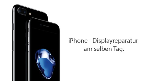 iPhone-Displayreparatur am selben Tag